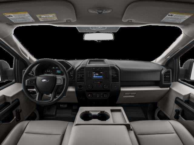 2017-ford-f150-interior-dash - The Fast Lane Truck