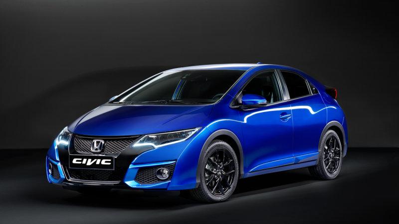 Honda to import Euro market Civic hatch to America
