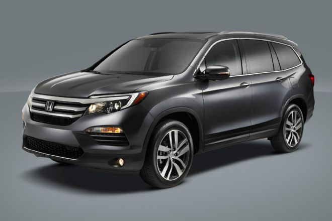 2016 Honda Pilot Powertrains, Trim Levels Detailed