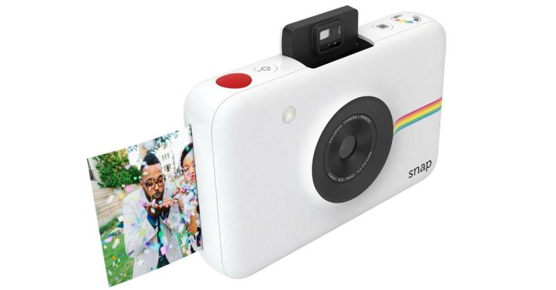 Polaroid Snap camera takes instant photos without ink