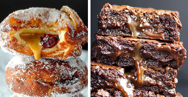 19 Decadent Treats Worth Breaking Your Diet For