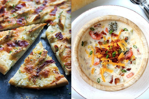 21 Incredible Ways To Eat More Ranch Dressing In 2016