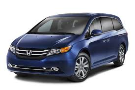 Let's Review: The 2015 Honda Odyssey