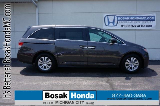 New Inventory Alert! The 2015 Honda Odyssey