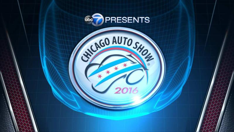 Chicago Auto Show 2016 At McCormick Place, Feb. 13-21