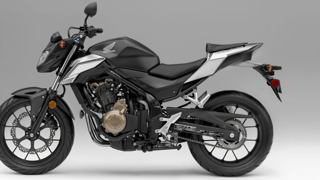 The 2016 Honda CB500F Looks Sharper And Sounds Better