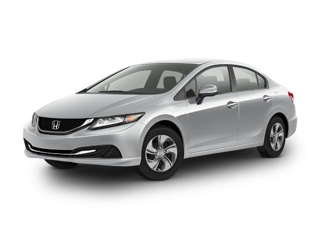 New 2015 Honda Civic Inventory