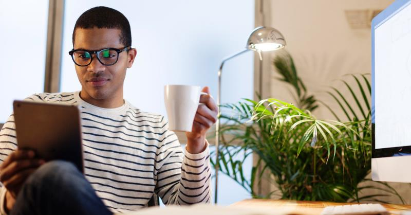 10 ways to stay healthy while working from home