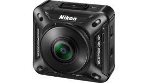 Nikon reveals its first action camera, the Keymission 360