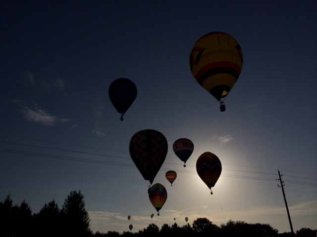 Great Texas Balloon Race!