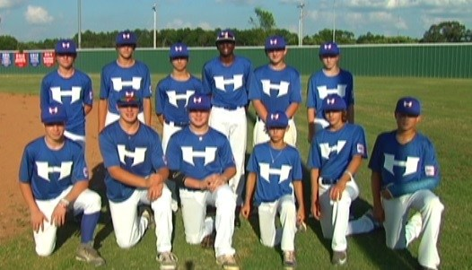 Henderson team headed to Dixie League World Series