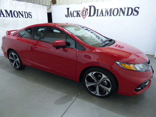 Check out this awesome Honda Civic Si