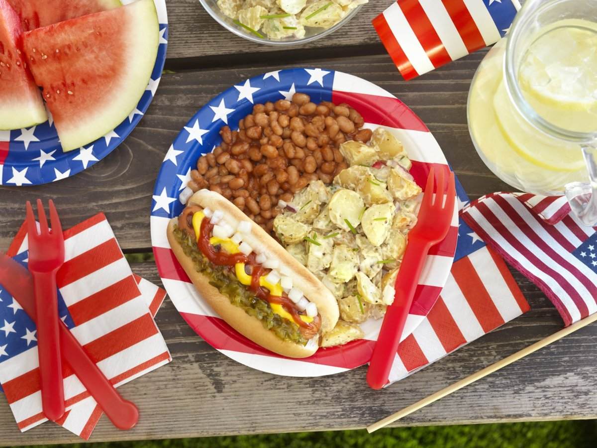 10 delicious treats to set off your 4th of July BBQ spread