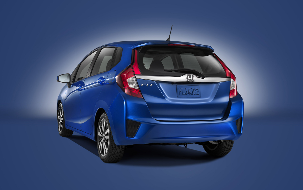 Perfect Fit? Well, when it comes to Honda Fit MPGs, yes. | TechnologyTell