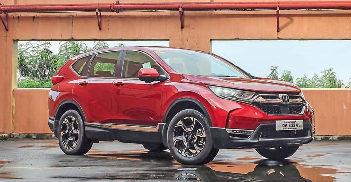 All-new Honda CR-V SX Diesel 9AT AWD breaking new ground