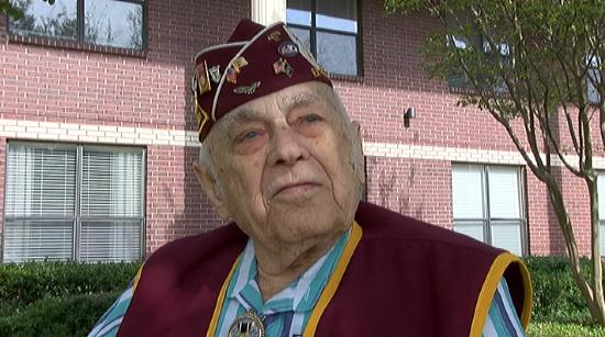 WWII POW to get nine medals