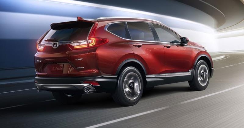 Honda Tops Google's List Of 2016 Trending Car Brands In U S