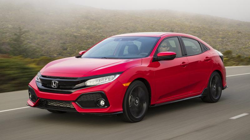 2017 Honda Civic rolls into dealerships Monday starting at $20,535
