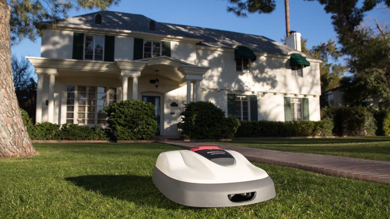 Honda Seeks to Make Mowing a Breeze with NEW Robotic Lawnmower,