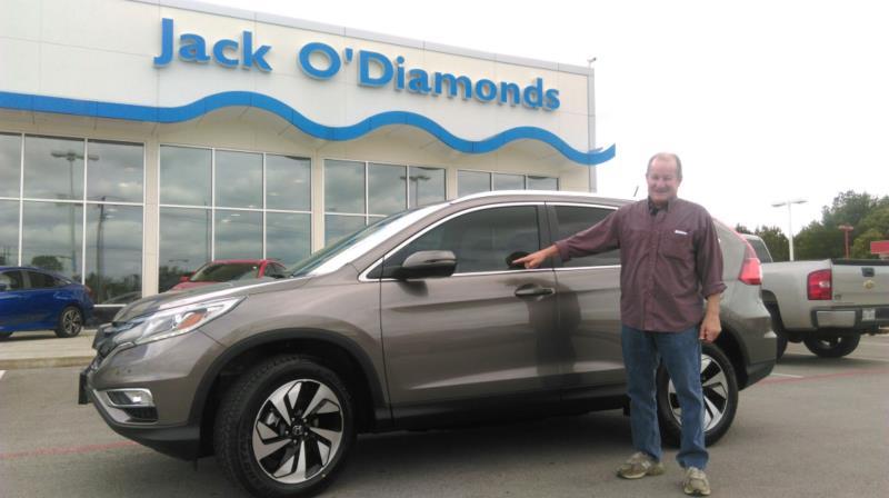 Great Jack Ou0027 Diamonds Honda