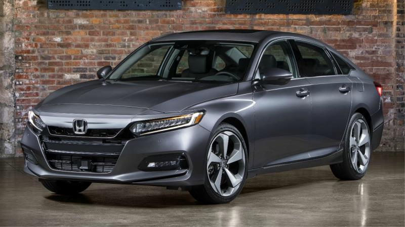 In 2018 Honda Accord Is Best Car You Want To Buy