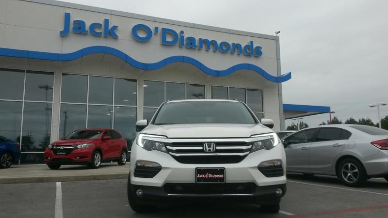 Jack Ou0027 Diamonds Honda