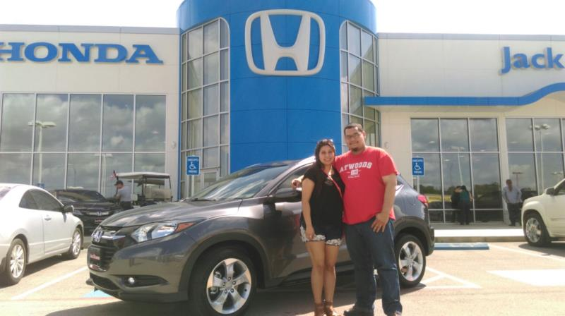 They took home the HR-V.