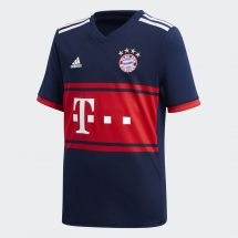 17/18 adidas Bayern Munich Youth Away Jersey