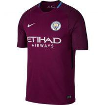 17/18 Mens Nike Breathe Manchester City FC Stadium Away Jersey