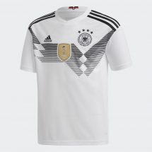 adidas Germany Home Youth Replica Jersey