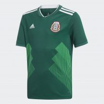 adidas Mexico Home Jersey Youth