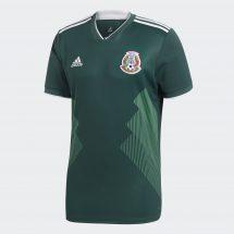 adidas Mexico Home Replica Jersey