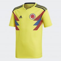 adidas Colombia Home Jersey Youth