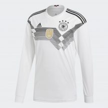 adidas Germany Home Long Sleeve Jersey