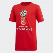 adidas FIFA World Cup Emblem Youth Tee