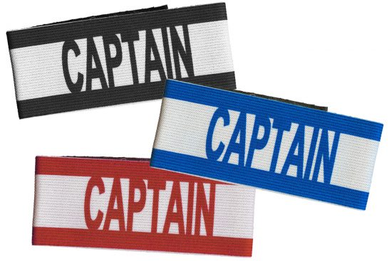 Kwik Goal International Captains Band