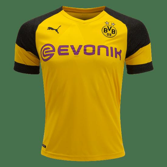 Puma 18/19 Borussia Dortmund Home Mens Jersey
