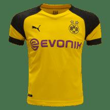 Puma 18/19 Borussia Dortmund Home Youth Jersey