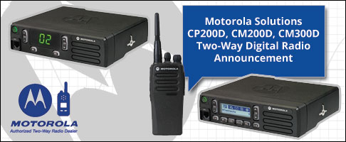 Motorola Two Way Solutions Email Banner