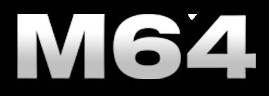 M64 logo
