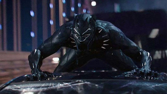 Black Panther trailer image