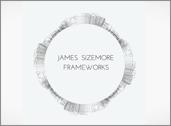 James Sizemore debut artist album 'Frameworks'