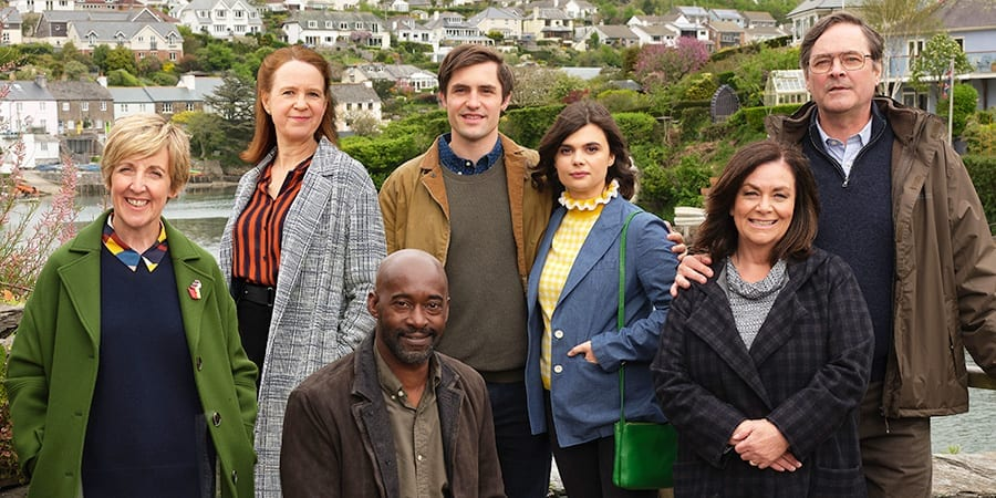 Cast of The Trouble With Maggie Cole