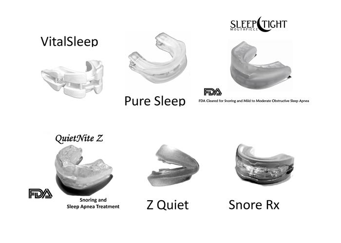 Image: Snoring Mouthpiece Review of FDA Cleared Devices