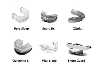 Stop Snoring with our Mouthpiece Aids