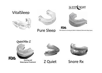 Snoring Mouthpiece Review of FDA Cleared Devices