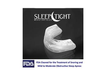 How Anti-Snoring Devices Treat Both Snoring & Sleep Apnea