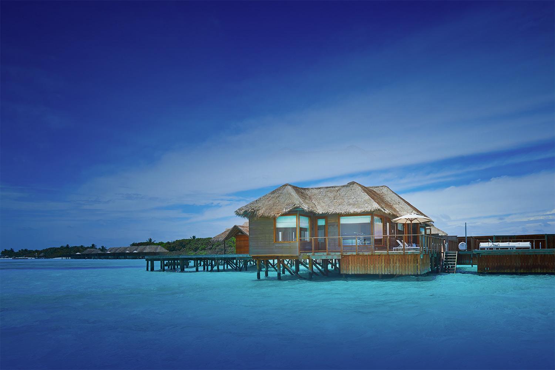 Resort on water