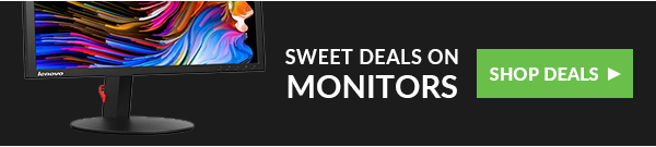 Deals on Monitors