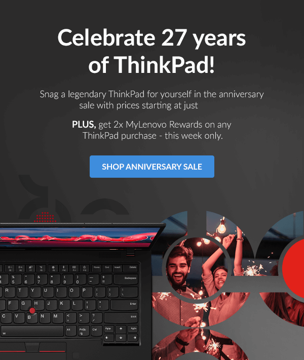 Celebrate 27 years
